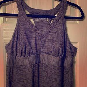 4/$20 ZX Outdoor Lifestyle M Racerback Dress